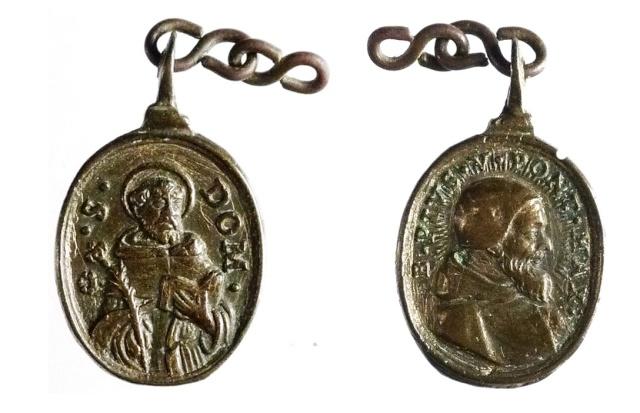 Proyecto recopilación medallas Santo Domingo de Guzmán  634_ar11