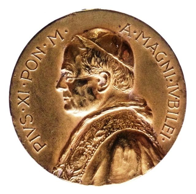 Medallas papa nº 259 Pio XI - Página 2 P1070312