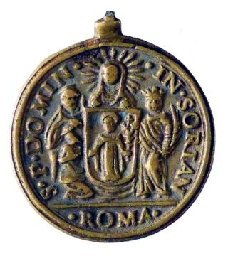 Proyecto recopilación medallas Santo Domingo de Guzmán  St_dom10