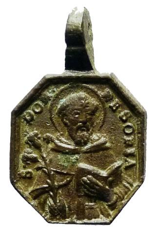 Proyecto recopilación medallas Santo Domingo de Guzmán  St_dom14