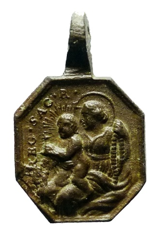 Proyecto recopilación medallas Santo Domingo de Guzmán  St_dom15