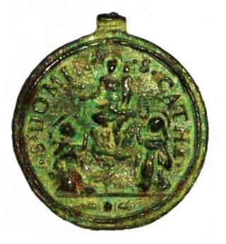 Proyecto recopilación medallas Santo Domingo de Guzmán  St_dom17