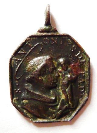 Proyecto recopilación medallas Santo Domingo de Guzmán  St_dom21
