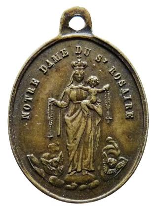 Proyecto recopilación medallas Santo Domingo de Guzmán  St_dom23