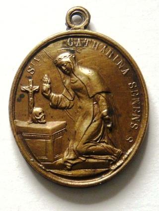 Proyecto recopilación medallas Santo Domingo de Guzmán  St_dom25