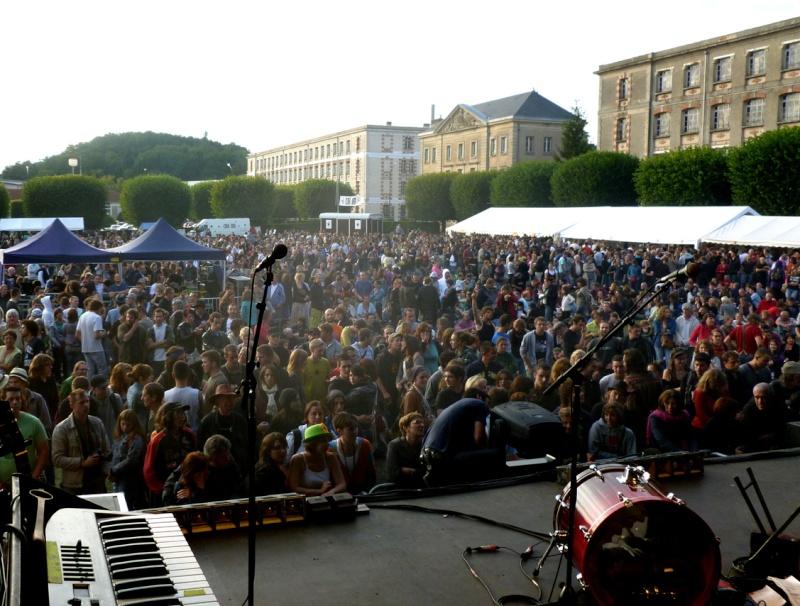 Concert du parc Foch Casern10