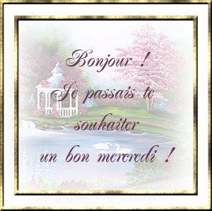 Bonjour ,Bon mercredi 21 mai 08040410