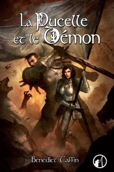 La pucelle et le démon de Bénédicte Taffin Couv1111