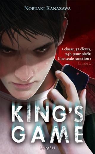King's Game - Tome 1 de Nobuaki Kanazawa Couv4612