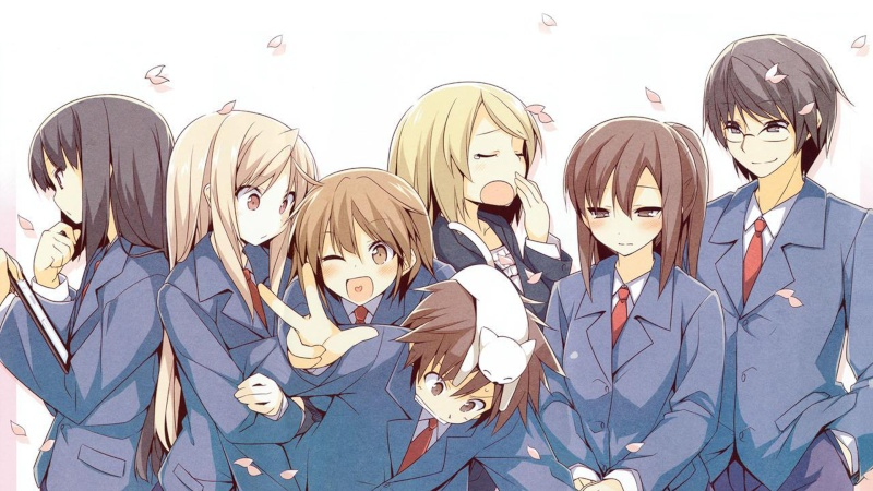 [ANIME/MANGA/LN] Sakurasou no Pet na Kanojo (The Pet Girl of Sakurasou) Sakura10