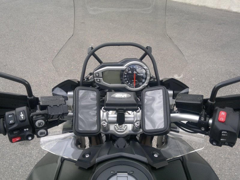 Triumph Tiger Explorer XC 2014 !!! 12072018