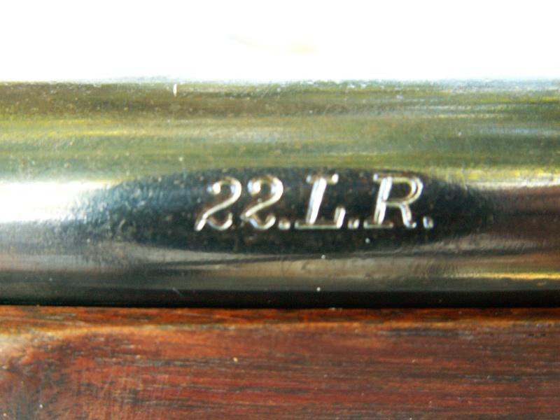 Stevens 414 Armoury Model Pict0022