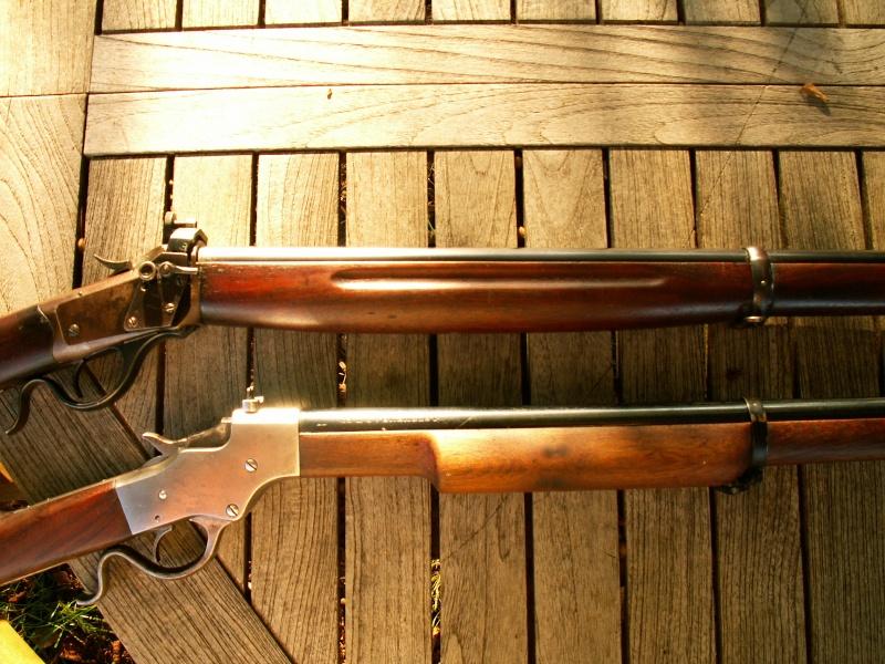 Stevens 414 Armoury Model Pict0028