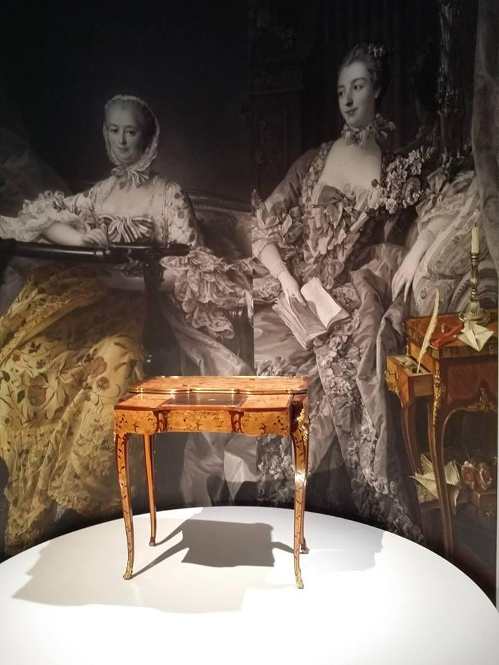 Le 18e aux sources du design, chefs d'oeuvre du mobilier - Page 4 16534811