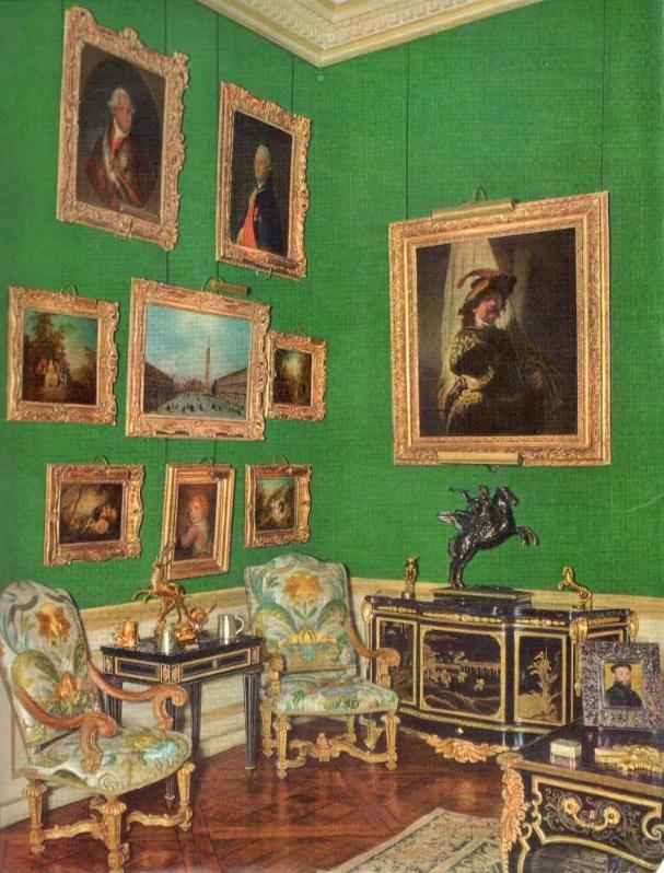 Le 18e aux sources du design, chefs d'oeuvre du mobilier - Page 4 Elie_c10