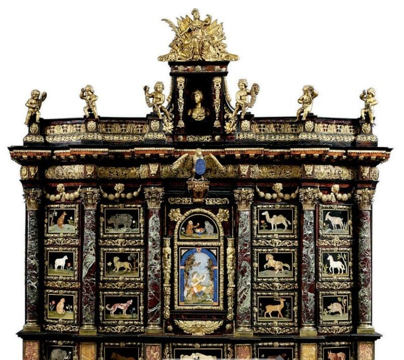 Le 18e aux sources du design, chefs d'oeuvre du mobilier - Page 4 Image_97