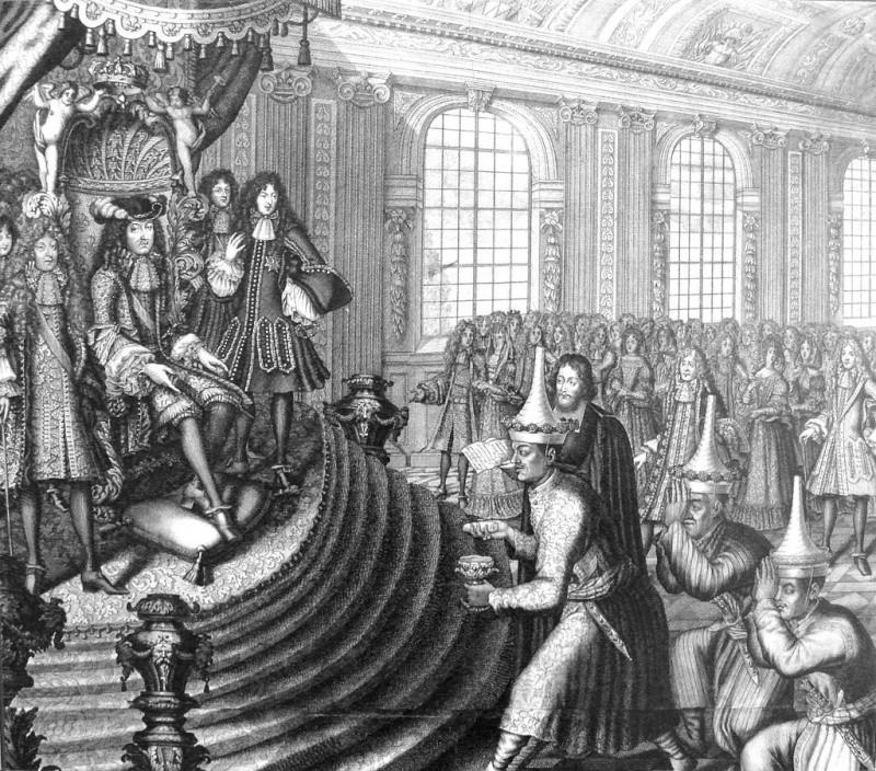 Exposition « Trônes en majesté, l'autorité et son symbole » - Page 8 Rycept10