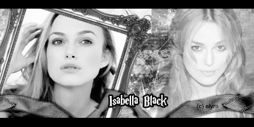 Isabella Black (Fondatrice) 10022110