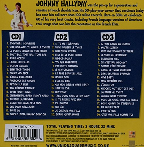 Les sorties CD 61cflk10