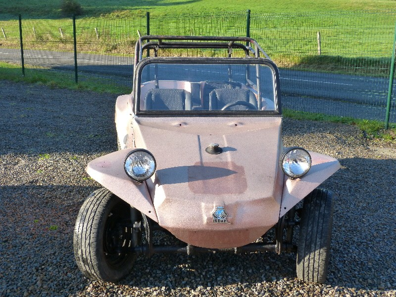 BUGGY  RITTER COURT 1968 A RESTAURER P1070636