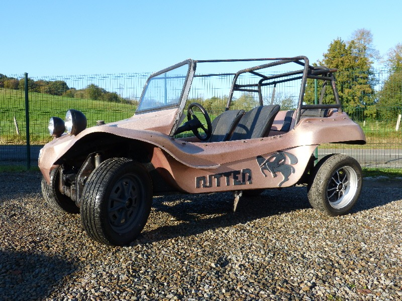 BUGGY  RITTER COURT 1968 A RESTAURER P1070639