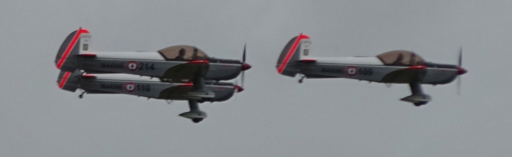 [ Aéronavale divers ] L'Aėronavale présente  au meeting aérien de Morlaix les 28 et 29/09/19 Dsc01035