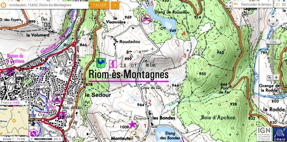 Montauteil - cote 1009 111