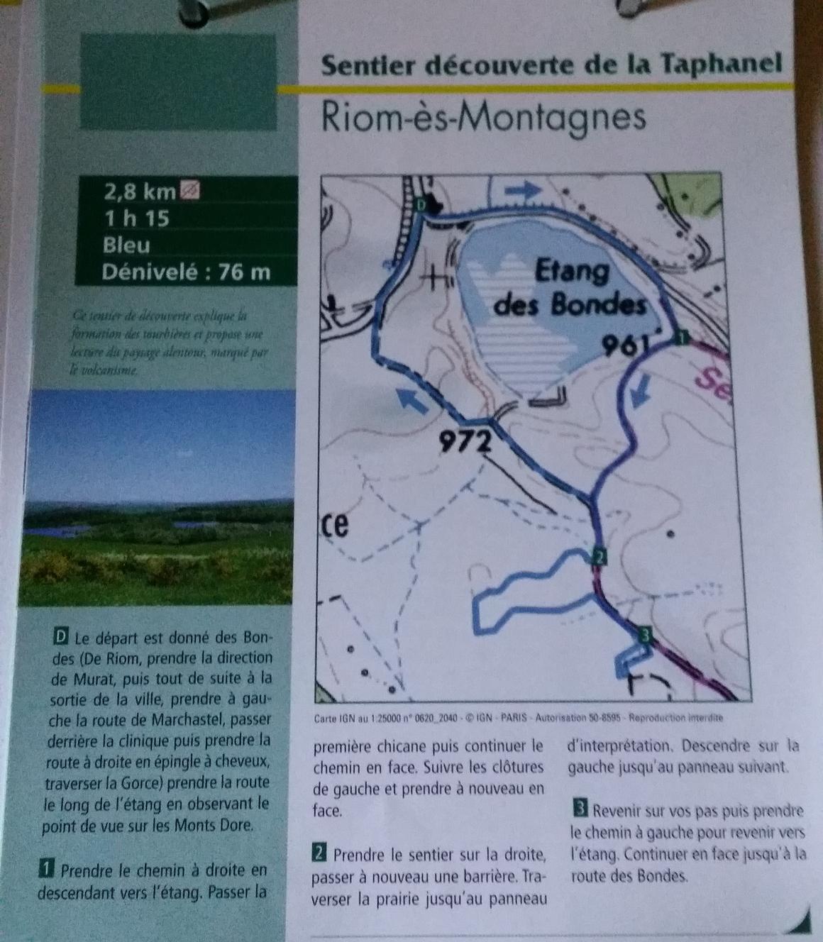 Montauteil - cote 1009 20140910