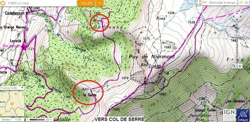 Puy de Niermont Burons10