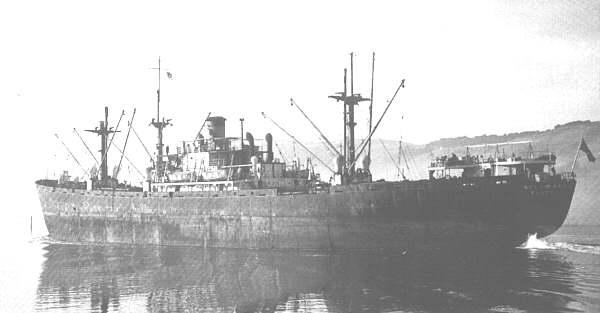 un LIBERTY ship au nom belge Jesse_10
