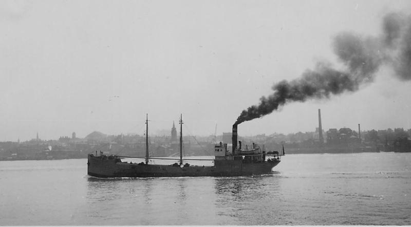 vapeur JULIA  débarquement de Normandie Julia_10