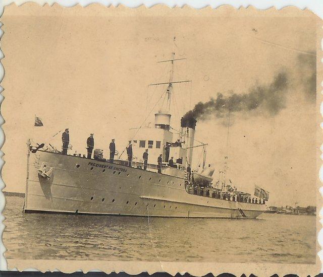 Marine lituanienne - Lithuanian Navy Prezid11