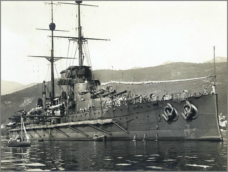 Marine Austro-Hongroise Viribu11