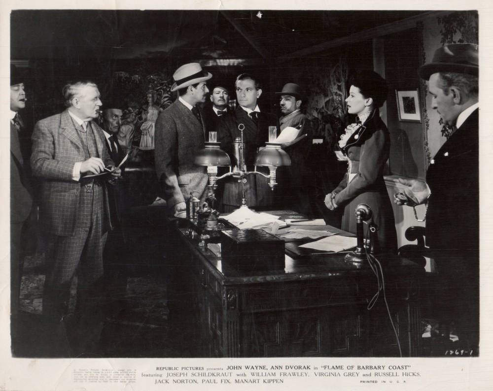 La Belle de San Francisco - Flame of The Barbary Coast  1945 - Page 2 A_way265