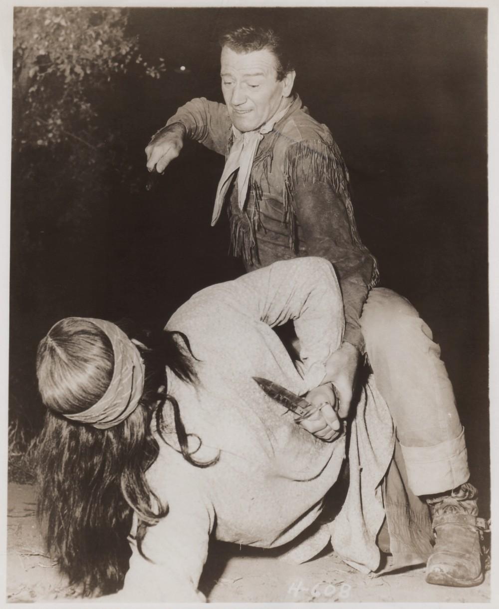 Hondo, l'Homme du Désert - Hondo - 1955 - Page 3 A_way332