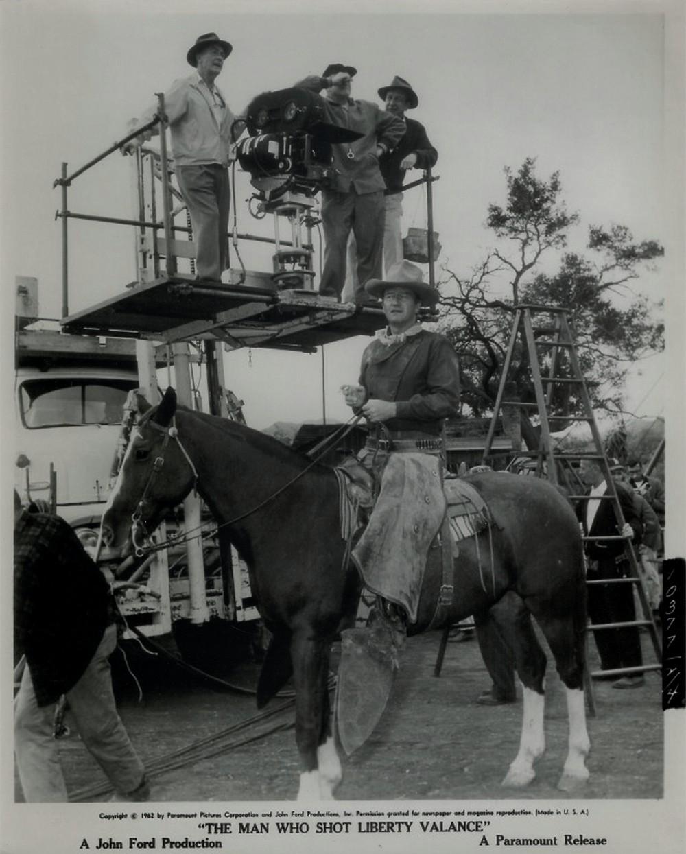 L'homme qui tua Liberty Valance-The Man Who Shot ... - 1962 - Page 3 Photo169