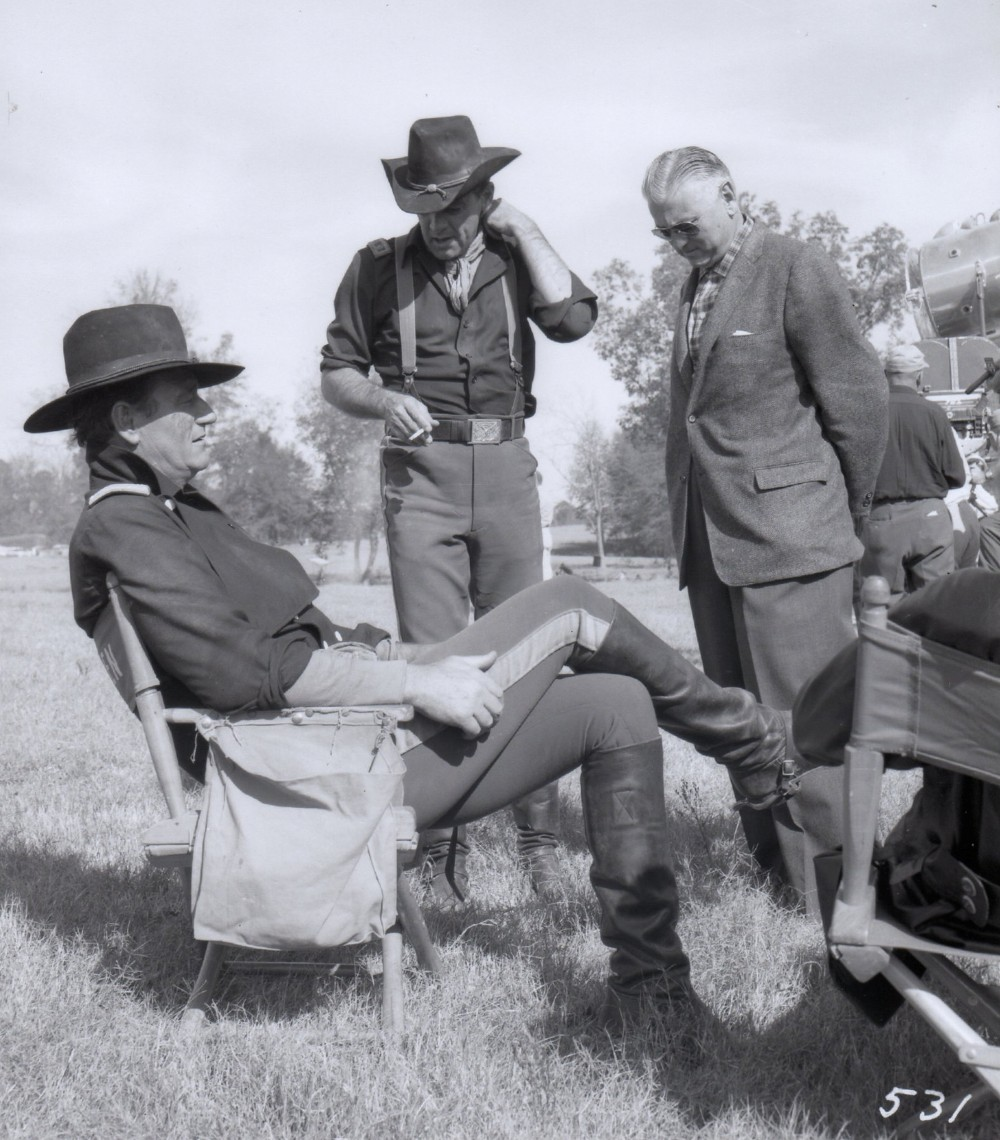 Les Cavaliers - The Horse Soldiers - 1959 - Page 3 Photo453