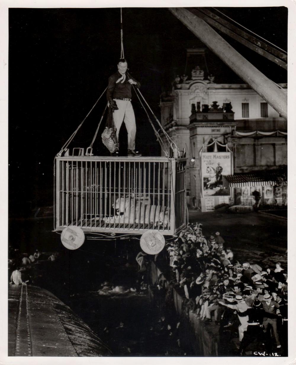 Le Plus Grand Cirque du Monde - Circus World - 1964  - Page 3 Photo503