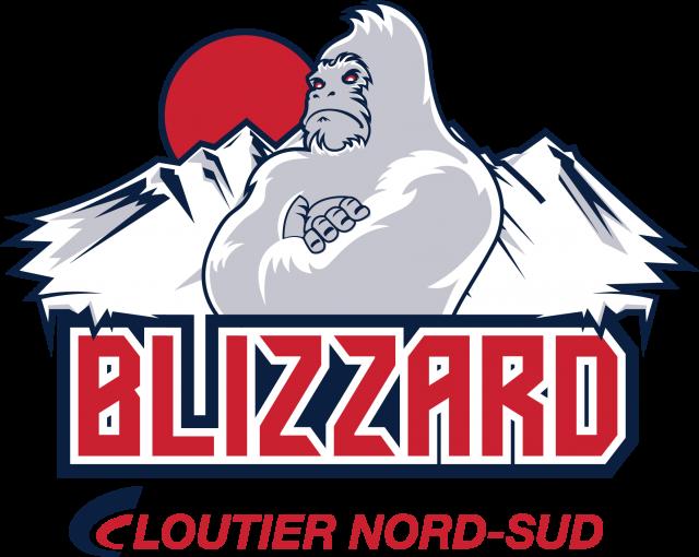 Hockey du Blizzard Cloutier Nord-Sud de Trois-Rivières