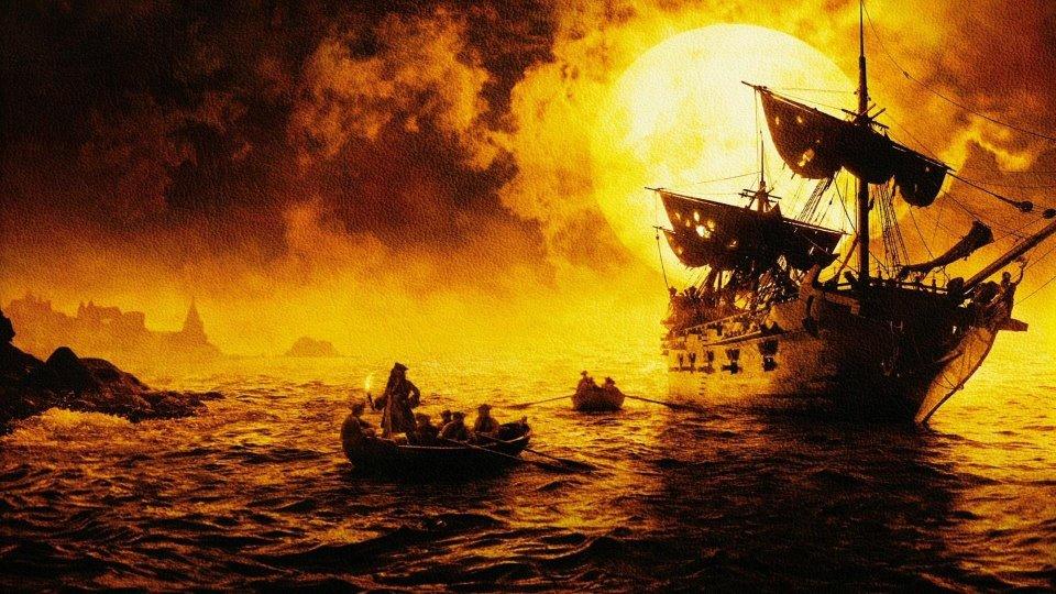 Antre des Crépusculaires et de la Piraterie Rouge