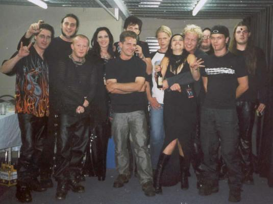 Tristania & another musicians L_28b810
