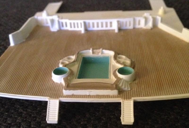 construction du queen mary 2 au 1/400 de chez revell - Page 6 Img_0835