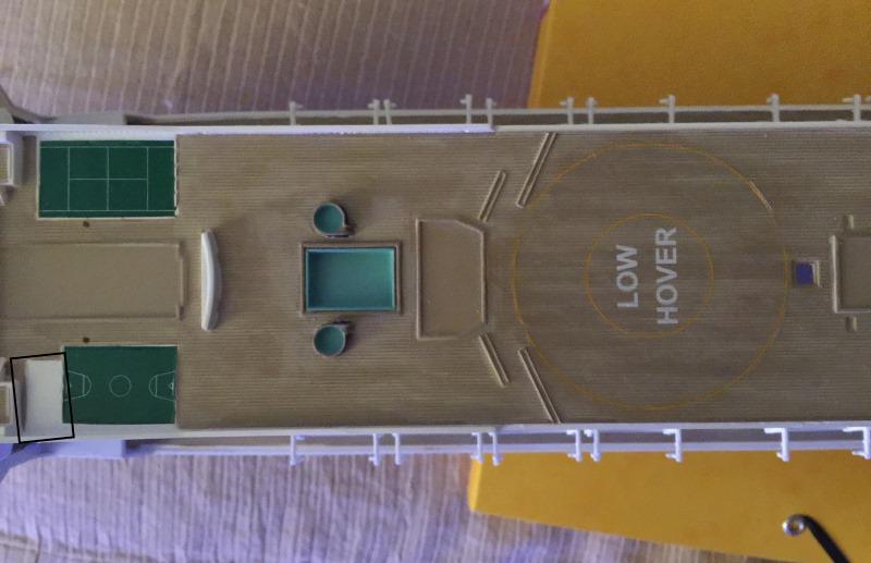 construction du queen mary 2 au 1/400 de chez revell - Page 8 Img_0956