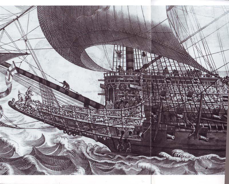 Sovereign of the Seas da Piani Amati Modificati (Tuvok) Payne210