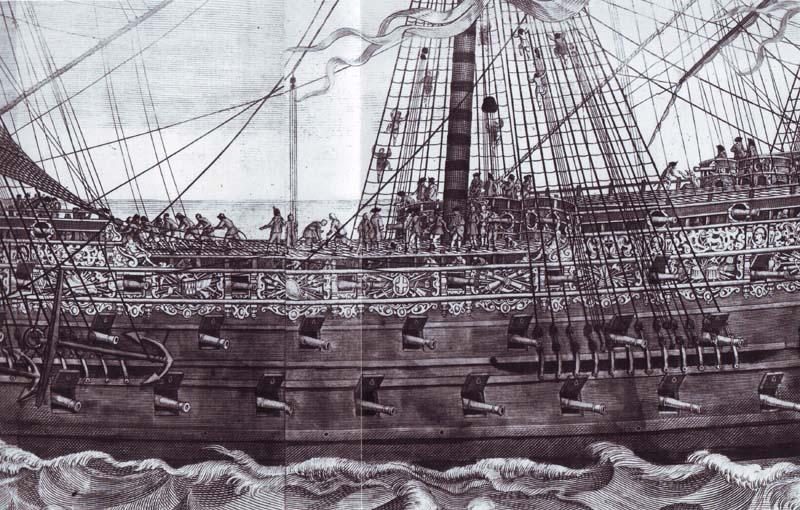 Sovereign of the Seas da Piani Amati Modificati (Tuvok) Payne310