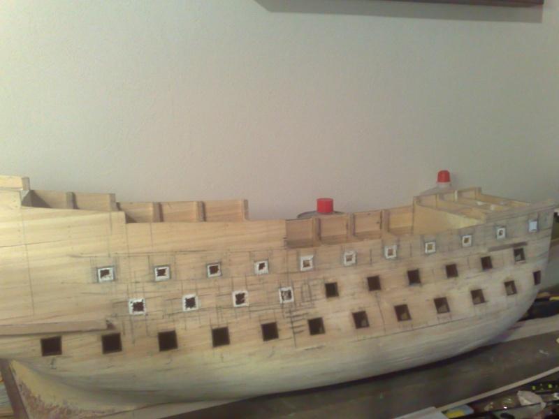 Sovereign of the Seas da Piani Amati Modificati (Tuvok) Sabord11