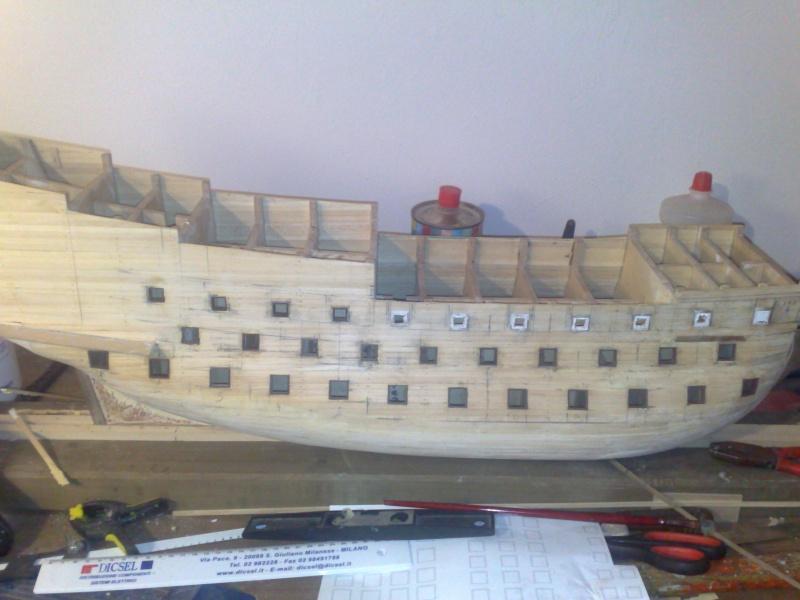 Sovereign of the Seas da Piani Amati Modificati (Tuvok) Sabord13