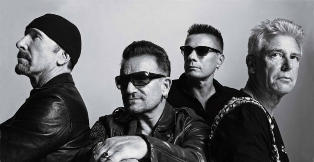 Interviste Radio per l'uscita di Songs of Innocence U2time10