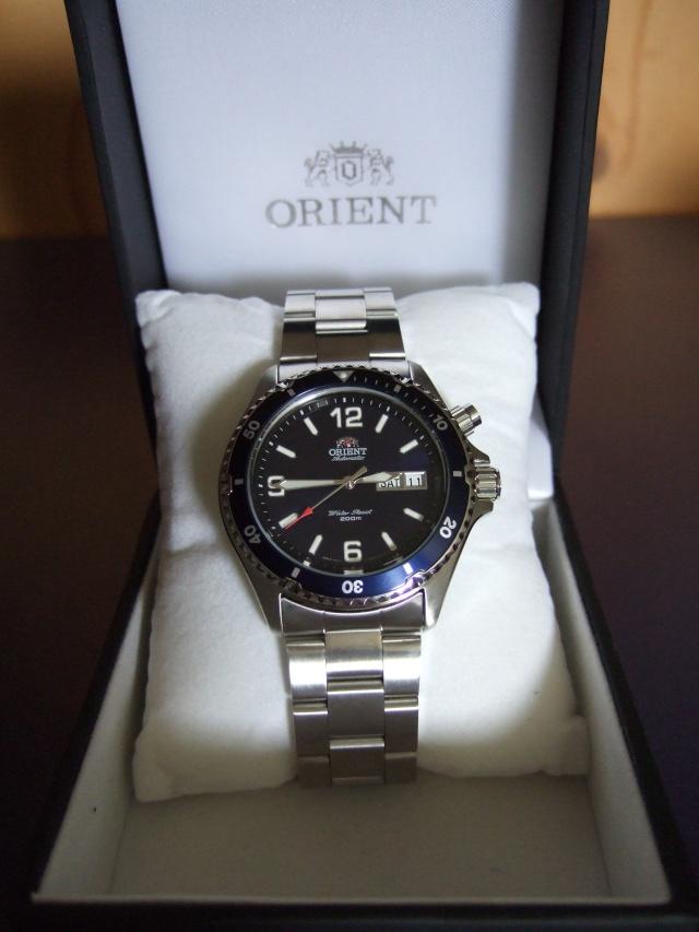 Première montre petit budget Orient12