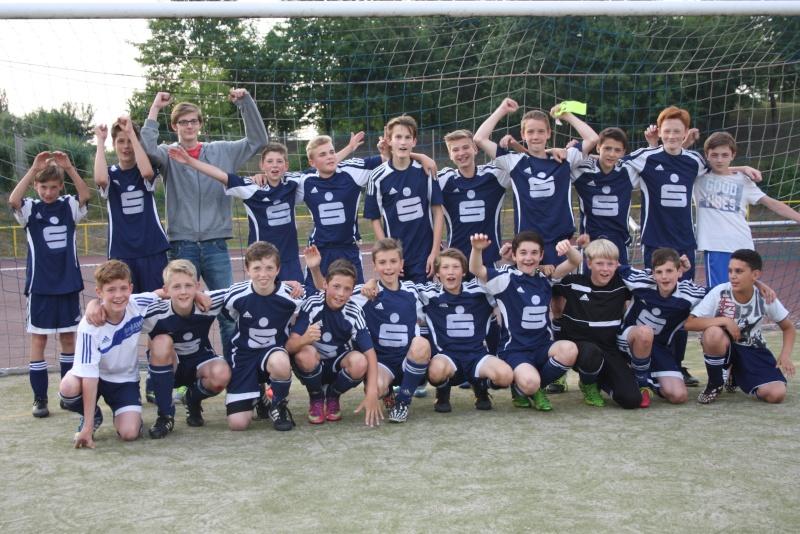 C-Jugend schafft Aufstieg in die Bezirksliga Img_1010